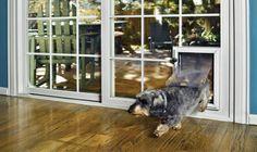 Pet Door Guys Quot In The Glass Quot Pet Door Sliding Glass