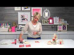 Heidi Swapp Art screen ink Videos - Scrapbook.com