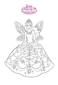 Barbie Coloring Colouring Disney Colors For Kids Pages