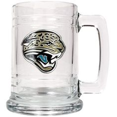 Personalized NFL Emblem Mug - Jacksonville Jaguars