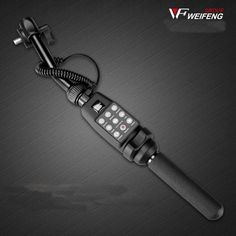 63.24$  Watch now - http://alieep.worldwells.pw/go.php?t=32749102148 - Weifeng 717 tripod Zoom DV camcorder remote control handle 718 camera tripod handle