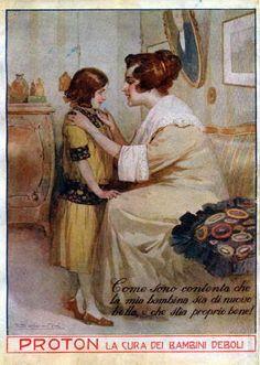 "Vintage Italian Posters ~ #illustrator #Italian #vintage #posters ~advertising - ""Proton"""