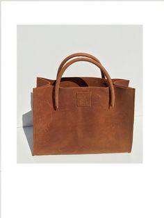 Ledertaschen - Ledertasche.HANDTASCHE.Shopper.used look.handmade - ein Designerstück von Goldtaschen bei DaWanda