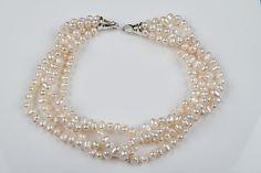 Multi-Strand Potato Baroque Pearls