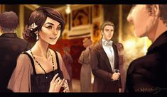 Inspired by Downton Abbey Art Station, Princess Zelda, Disney Princess, Downton Abbey, Disney Characters, Fictional Characters, Castle, Student, Deviantart