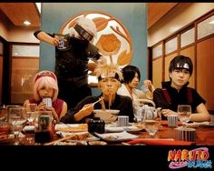 Naruto Cosplay XD