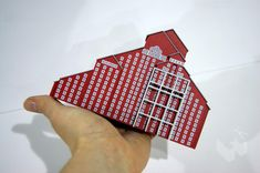 miniature of USA building by Aleksandra Czerniak