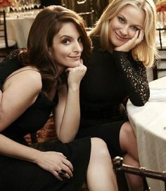 Last-minute, totally silly gift ideas, as recommended by Tina Fey and Amy Poehler -- come see!