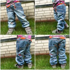 Die Hose Bo hat viele Varianten und ist nicht nur was für coole Jungs sondern auch für Mädchen. Mommys Girl, Little Ones, Parachute Pants, Upcycle, Children, Boys, Babies, Lady, Fashion