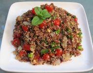 DIETA.CZ - quinoa recepty Quinoa, Fried Rice, Fries, Ethnic Recipes, Food, Diet, Essen, Meals, Nasi Goreng
