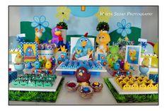 Galinha Pintadinha Birthday Party Theme Chickens Kids Boy Girl