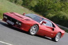 Ferrari 288 Gran Turismo Omologato (GTO), 1984-1985. One of my very favorites!
