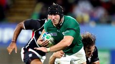 Former Ireland flanker Stephen Ferris says All Blacks will be 'like a wounded animal'