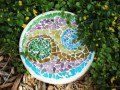 Stepping Stones: Mosaic Stained Glass Crafts