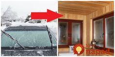 Toto používam už roky proti zahmlievaniu okien a zrkadiel: Stačí pretrieť a sklo nezamrzne, ani sa nebude zahmlievať,