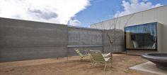 Viroc Grey - Bardenas Hotel Tudela Cement, Concrete, Composite Material, Particle Board, Cladding, Flexibility, Boards, Exterior, Wood