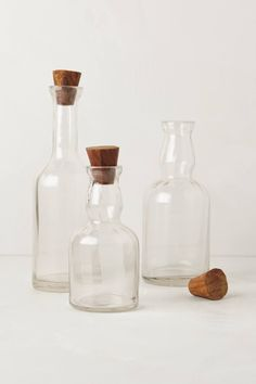 Corked Decanter - anthropologie.com