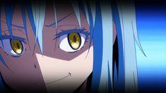 Rimuru Tempest [That Time I Got Reincarnated as a Slime] Blue Anime, Anime Oc, Anime Demon, Manga Anime, Anime Titles, Anime Characters, Slime Wallpaper, Dark Fantasy Art, Cs Go
