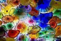 Love Chihuly glass---first saw an exhibit in 2001 at Lauren Rogers Museum of Art in Laurel MS.  Later was able to visit the Oklahoma City Museum of Art twice in 2008; they have I think the largest permanent Chihuly exhibit.  Amazing.