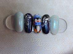 Christmas Nails, Mugs, Tableware, Christmas Manicure, Dinnerware, Tumblers, Tablewares, Mug, Xmas Nails