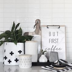 """cool B L V K F O X . C O M on Instagram: """"Another stunning customer photo from @lauren__smyth featuring our black concrete tray, striped tea towel and crosses washable bag ❤…"""" by http://www.best99-home-decorpictures.us/decorating-kitchen/b-l-v-k-f-o-x-c-o-m-on-instagram-another-stunning-customer-photo-from-lauren__smyth-featuring-our-black-concrete-tray-striped-tea-towel-and-crosses-washable-bag-%e2%9d%a4/"""