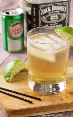 Whisky Gin Fizz #Whisky, #gin, #cocktail #cocktails #partydrink #recipe #easyrecipe