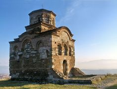 Црква Св.Тројице у Горњем Матејевцу код Ниша 11.век - full screen