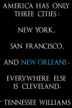 Love New Orleans :)