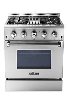 Buy the Thor Kitchen Stainless Steel Direct. Shop for the Thor Kitchen Stainless Steel 30 Inch Wide Cu. Capacity Freestanding Dual Fuel Range with Automatic Re-Ignition System and save.