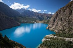 Shey Phoksundo Lake (3,611m) - One of the highest lake.