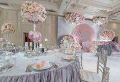 bodas lujosas con decoraciones atractivas