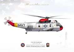 UNITED STATES NAVY NAS Pensacola Search and Rescue Unit