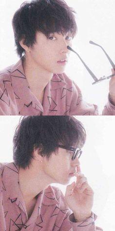 Kento Yamazaki, entermix Oct 2016 issue