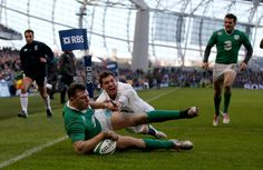 After a relatively quiet beginning the 2015 six nations burst into life in the final round of games. A triple header of excitement, tension and attacking rugby that reminded us of how good this tou… Ireland Rugby, Six Nations, Soccer, World, Sports, Life, Hs Sports, Futbol, Sport