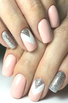 20 Farben des Nagellacks Trend 2018 – 20 colors of the nail polish trend 2018 – design Nail Color Trends, Spring Nail Trends, Spring Nail Colors, Nail Designs Spring, Cute Nail Designs, Spring Nails, Summer Nails, Diy Nail Polish, Nail Polish Trends