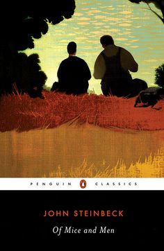Of Mice and Men (Penguin Classics) by John Steinbeck Will be shipped from US. Used books may not include companion materials, may have some shelf wear, may contain highlighting/notes, may not include CDs or access codes. money back guarantee. Penguin Books, Great Books, My Books, Gary Sinise, Grapes Of Wrath, Penguin Classics, Of Mice And Men, Classic Literature, Cover Books