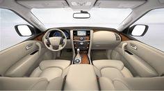 2014 Infiniti QX80 SUV Photos | Infiniti USA