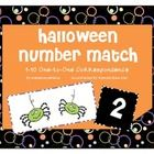 Halloween, one of my favorite holidays, is just around the corner! To help celebrate this ghoulish event, I've made this simple matching game that ...