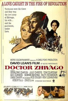 Doctor Zhivago - lots of snow...