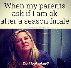 Grey's Anatomy -- Arizona Robbins