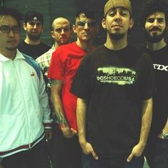 linkin park ♥ Lol Chesters hair