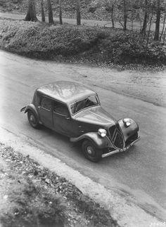 Citroën Traction Avant 11A 1936