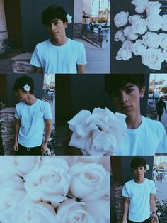 This is mikey barone and I just love this edit I made...I think it looks pretty good what do yall think