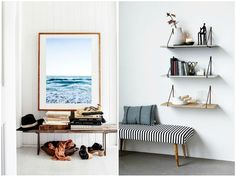 CHOOSING FLEXIBLE FURNITURE FOR A SMALL FLAT // INTERIOR INSPIRATION