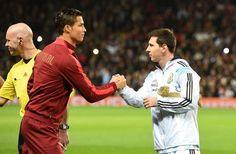 Mensaje de Cristiano Ronaldo a Lionel Messi sería falso