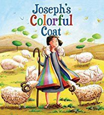 Create a lesson in a box for the story of Joseph for your next Joseph Sunday school lesson. The materials can be used again and again at church or home.