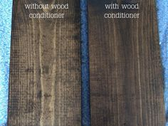 After sanding and before staining wood, apply a couple coats of wood conditioner (Minwax Pre-Stain Wood Conditioner) to prepare the wood, it will keep your wood from looking blotchy and minimize grain raising, allowing the stain to absorb more evenly