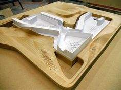 Scale model - LTL Architects