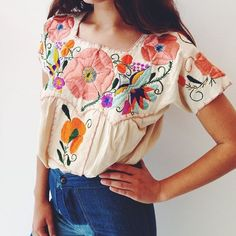 Shared by KaYa. Find images and videos about style, outfit and boho on We Heart It - the app to get lost in what you love. Hippie Chic, Boho Chic, Hippie Bohemian, Pretty Outfits, Cute Outfits, Summer Outfits, Mode Lookbook, Mode Top, Boho Fashion