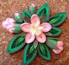 Quilling Work, Quilling Paper Craft, Quilling Flowers, Paper Flowers, Paper Crafts, Paper Quilling Cards, Paper Quilling Patterns, Quilling Designs, Quilling Ideas